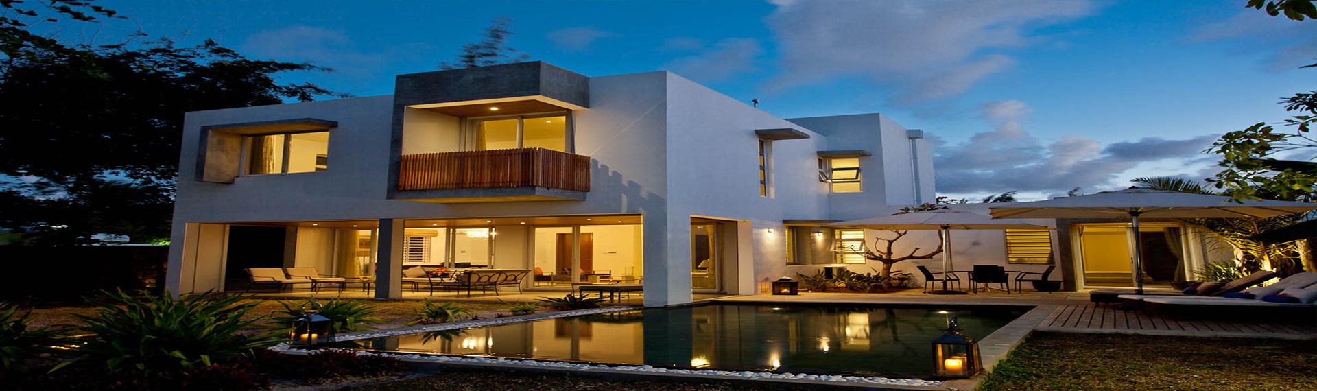 villas de luxe ile maurice. Black Bedroom Furniture Sets. Home Design Ideas