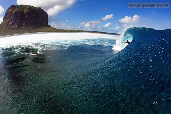 Surf île maurice